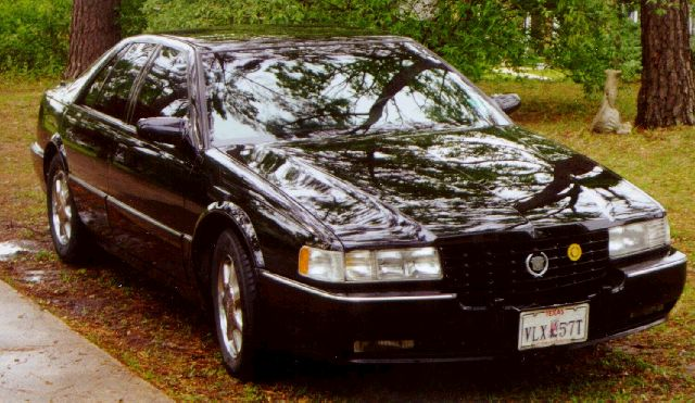 Bruce Nunnally S 1996 Cadillac Seville Sts Information
